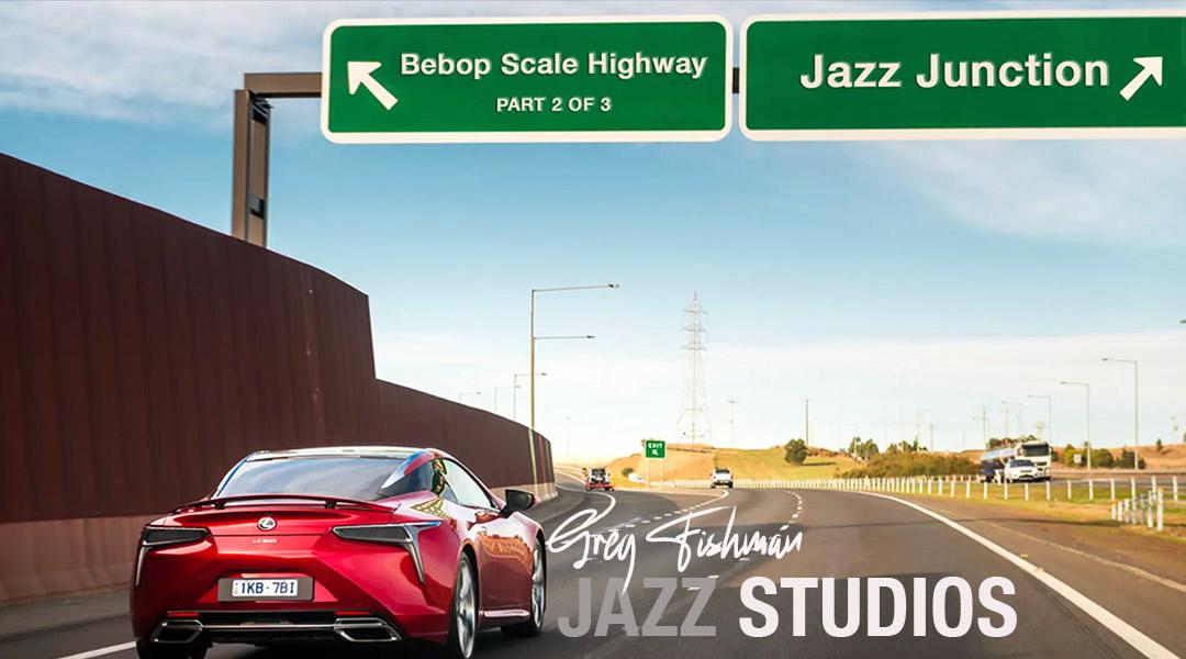 Bebop Scale Highway – Part 2 of 3