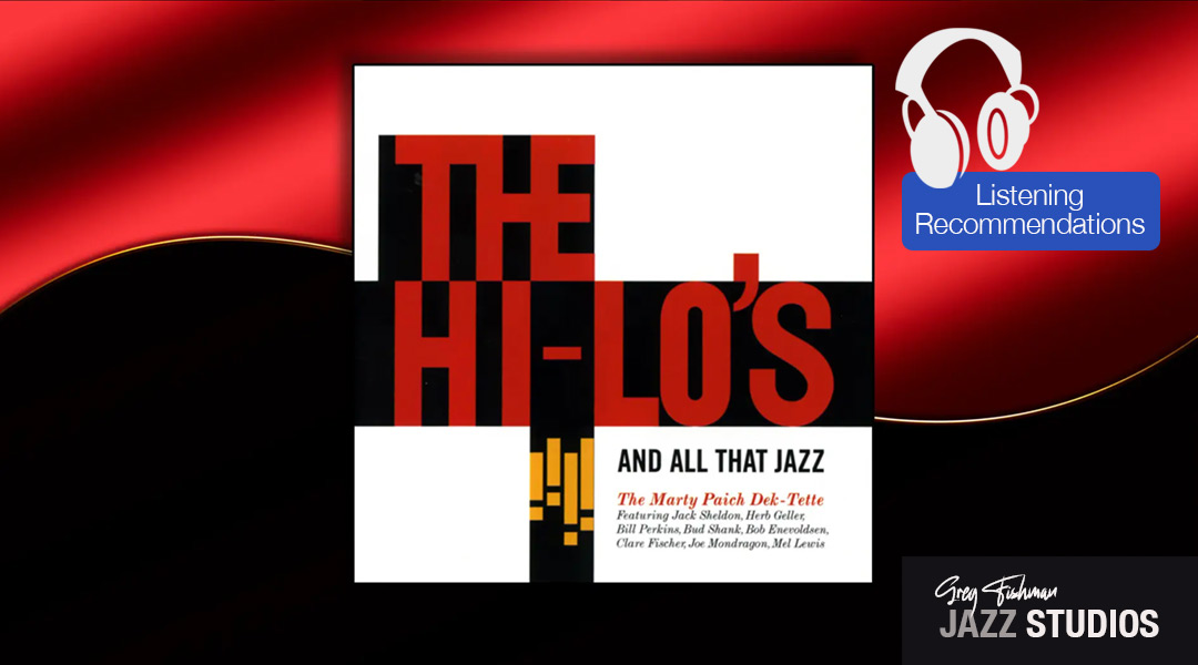 The Hi Lo's: And All That Jazz