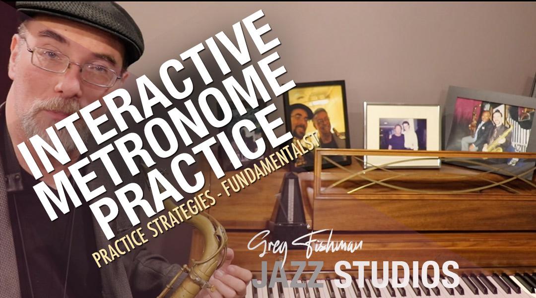 Interactive Metronome Practice