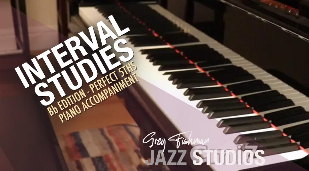 Bb Edition – Perfect 5ths Piano Accompaniment