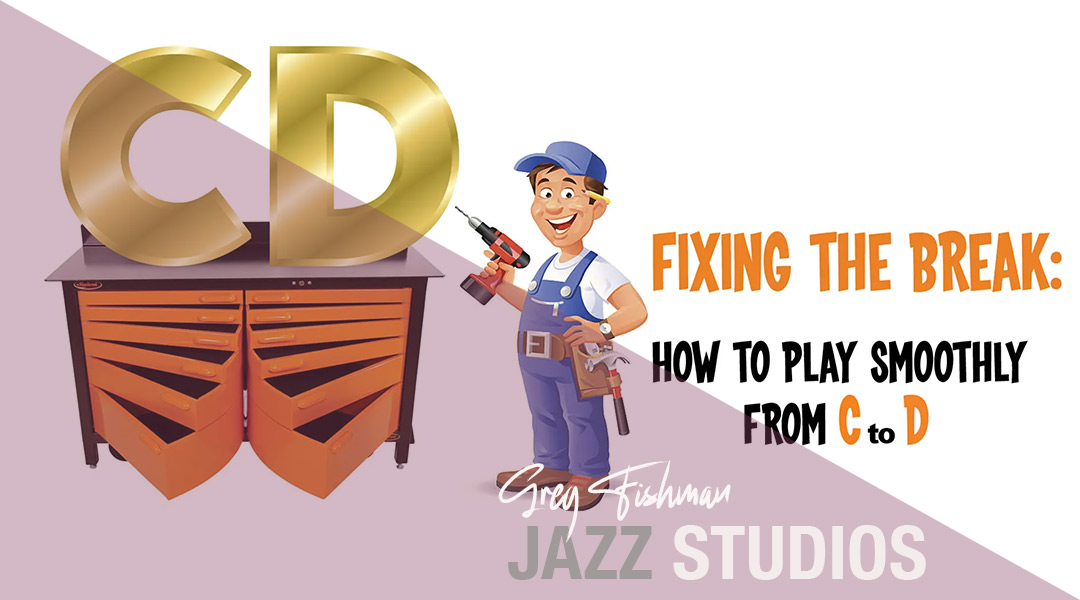 Fixing the Break: How to play smoothly from C to D