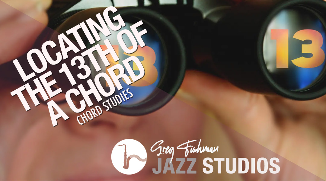 Locating the 13th of a Chord